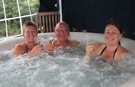 Hot Tub Hire Bridlington