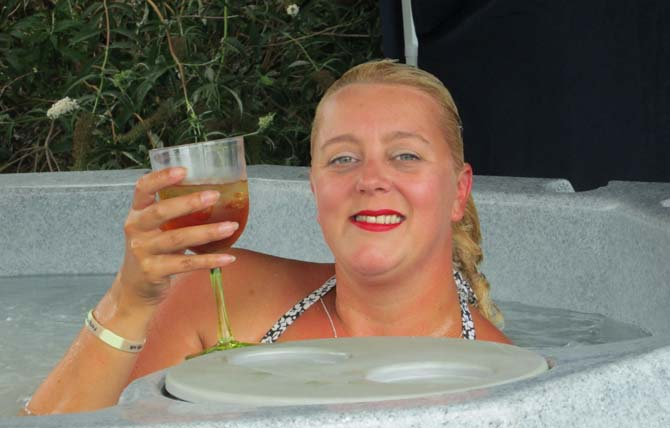 Hot Tub Hire Beverley